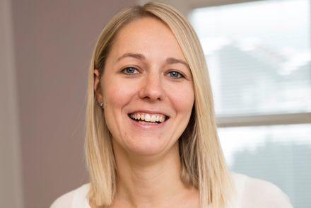 Melanie - Dr. Nicole Gruber, Fachärztin für Innere Medizin